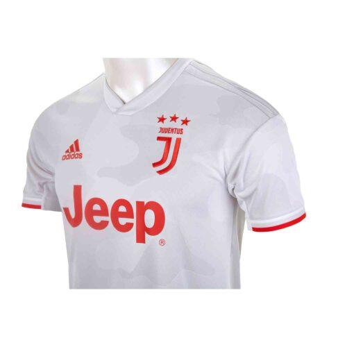 2019/20 adidas Matthijs de Ligt Juventus Away Jersey