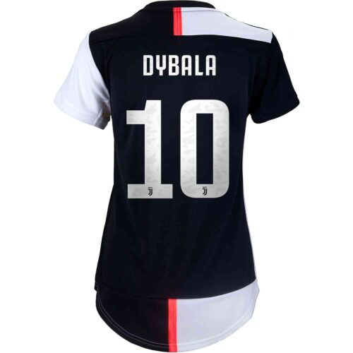 2019/20 Womens adidas Paulo Dybala Juventus Home Jersey