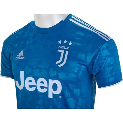 2019/20 Kids adidas Juventus 3rd Jersey
