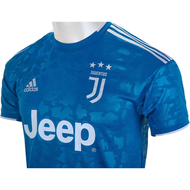 Kids adidas Juventus 3rd Jersey - 2019/20 - SoccerPro