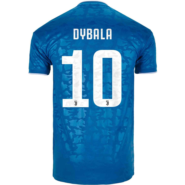 low priced 24cc5 ef25e 2019/20 Kids adidas Paulo Dybala Juventus 3rd Jersey - SoccerPro