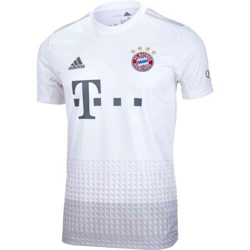 2019/20 adidas Alphonso Davies Bayern Munich Away Jersey