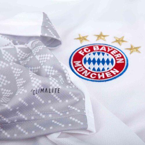 2019/20 adidas Lucas Hernandez Bayern Munich Away Jersey