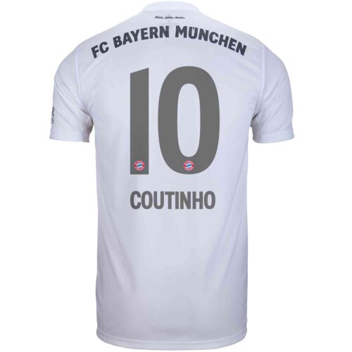 Coutinho Jersey and Gear SoccerPro