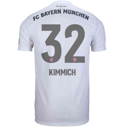 2019/20 adidas Joshua Kimmich Bayern Munich Away Jersey