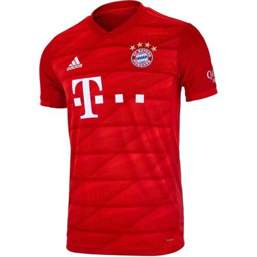 2019/20 adidas Bayern Munich Home Jersey