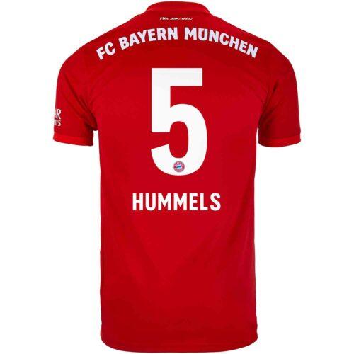 2019/20 adidas Mats Hummels Bayern Munich Home Jersey