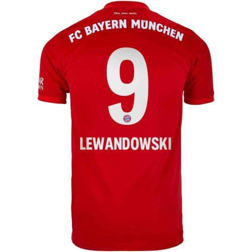 2019/20 adidas Robert Lewandowski Bayern Munich Home Jersey