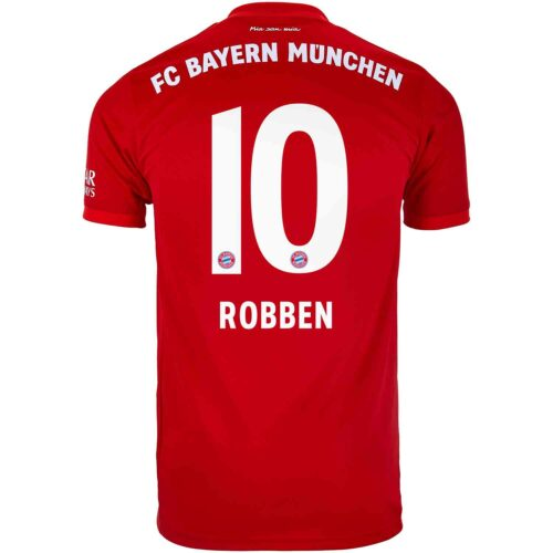 2019/20 adidas Arjen Robben Bayern Munich Home Jersey