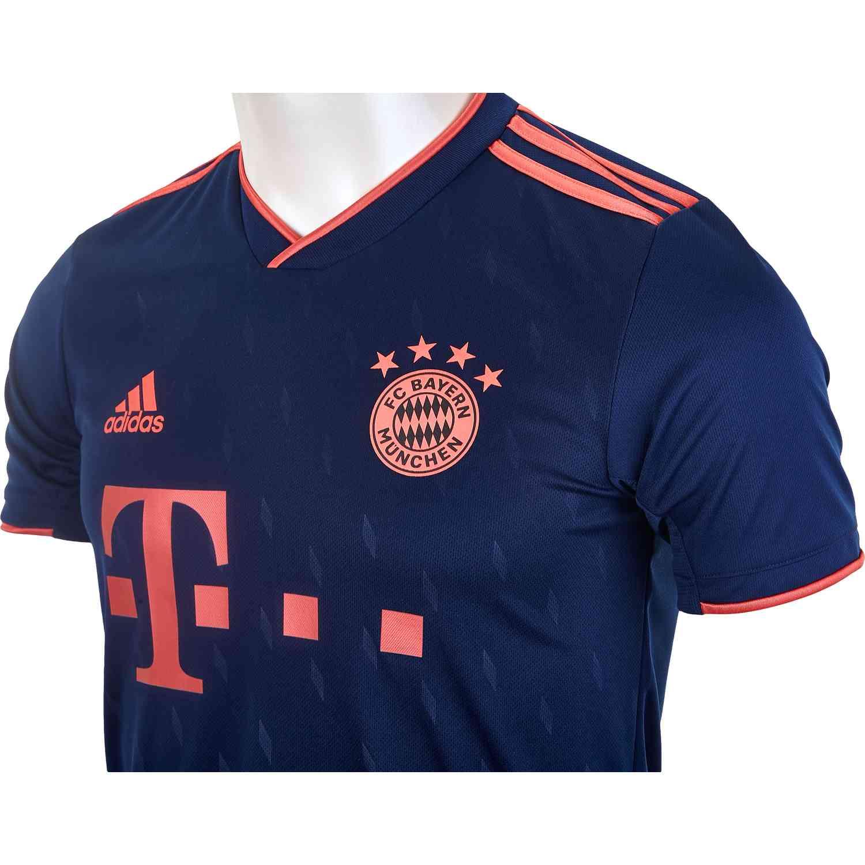 adidas Bayern Munich 3rd Jersey 201920 SoccerPro