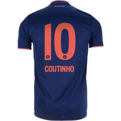 2019/20 adidas Philippe Coutinho Bayern Munich 3rd Jersey