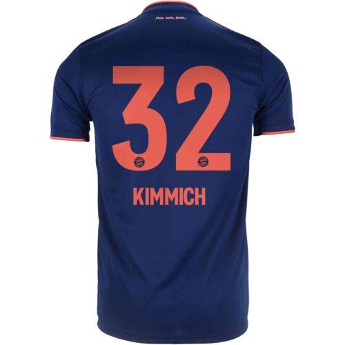 2019/20 adidas Joshua Kimmich Bayern Munich 3rd Jersey