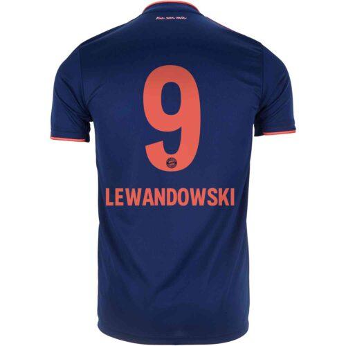 2019/20 adidas Robert Lewandowski Bayern Munich 3rd Jersey