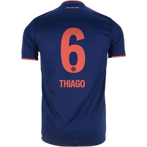 2019/20 adidas Thiago Bayern Munich 3rd Jersey