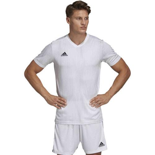 adidas Tiro 19 Jersey – White