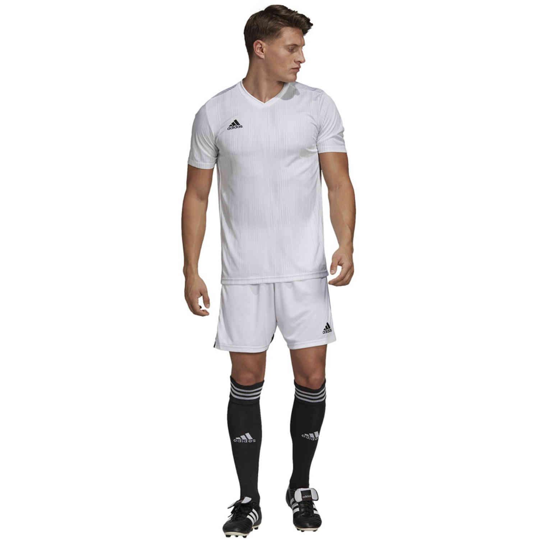 adidas Tiro 19 Jersey - White - SoccerPro