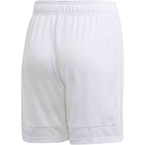 Kids adidas Tastigo 19 Shorts – White