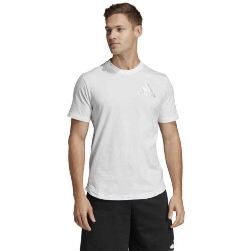 adidas SID Lifestyle Tee – White