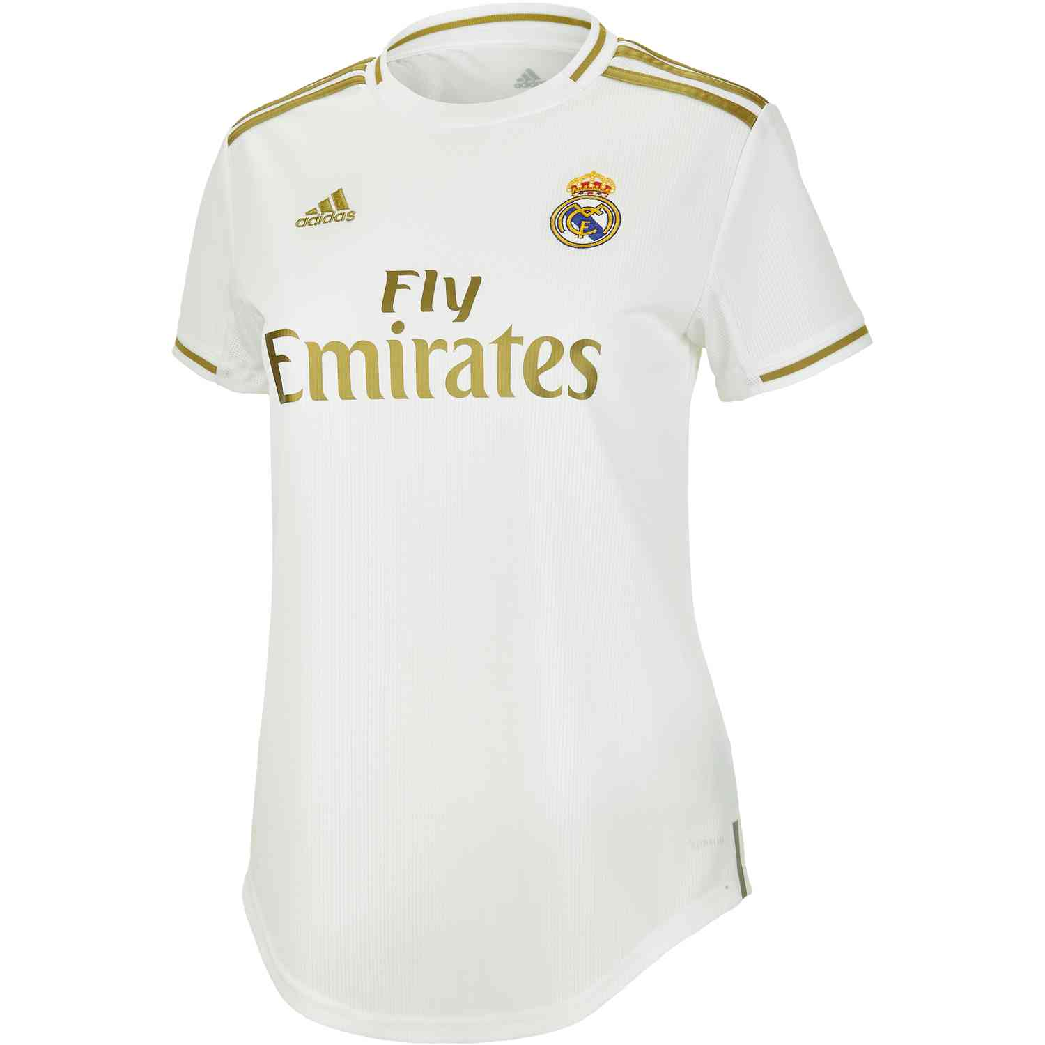 Womens adidas Real Madrid Home Jersey – 2019/20