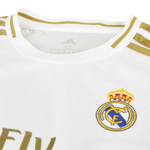 2019/20 Womens adidas Real Madrid Home Jersey