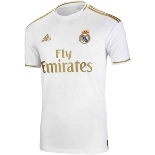 2019/20 Kids adidas Real Madrid Home Jersey