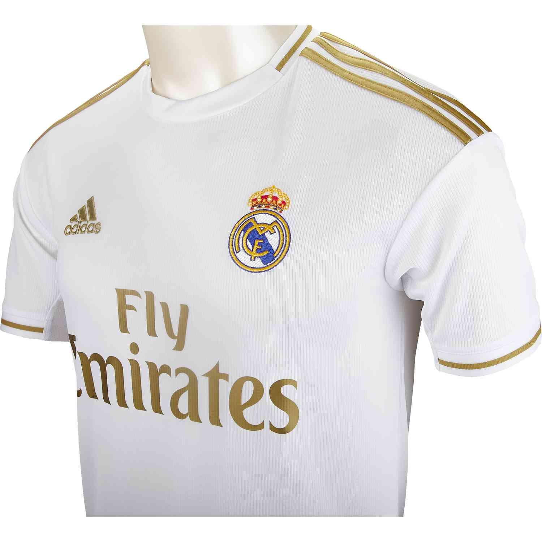 the latest 50a1d 59e14 2019/20 Kids adidas Lucas Vazquez Real Madrid Home Jersey ...