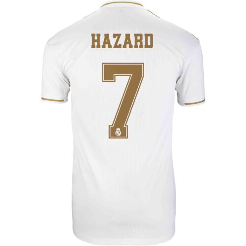 2019/20 Kids adidas Eden Hazard Real Madrid Home Jersey