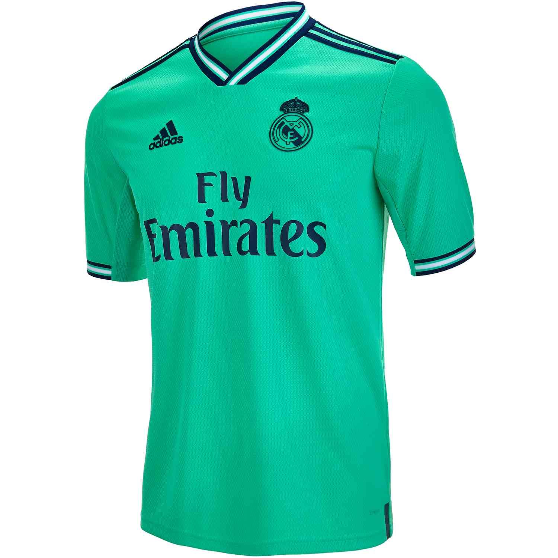 buy popular 57999 3d435 Kids adidas Real Madrid 3rd Jersey – 2019/20