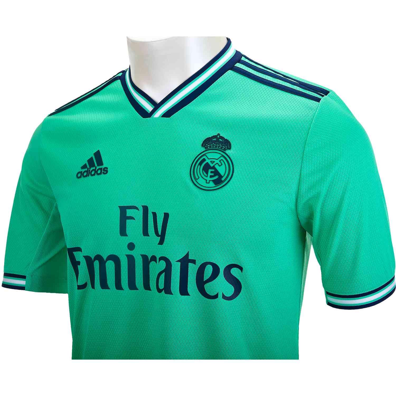 designer fashion ea917 86792 Kids adidas Real Madrid 3rd Jersey - 2019/20 - SoccerPro