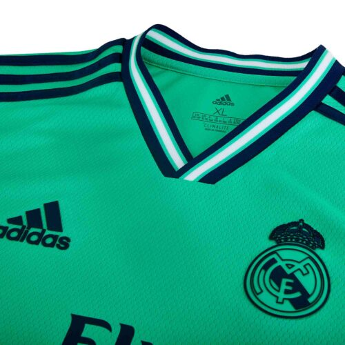 2019/20 Kids adidas Real Madrid 3rd Jersey