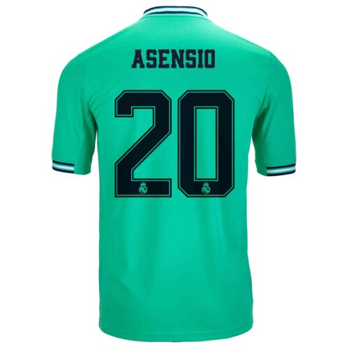 2019/20 Kids adidas Marco Asensio Real Madrid 3rd Jersey