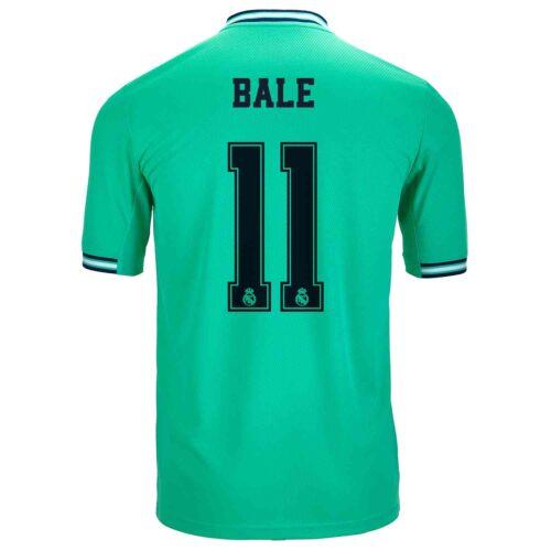 2019/20 Kids adidas Gareth Bale Real Madrid 3rd Jersey