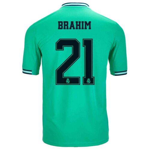 2019/20 Kids adidas Brahim Diaz Real Madrid 3rd Jersey