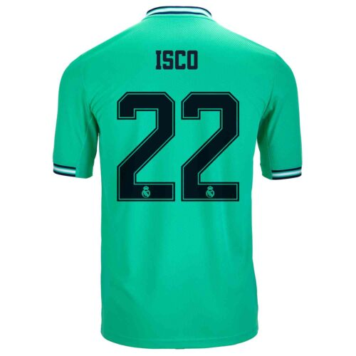 2019/20 Kids adidas Isco Real Madrid 3rd Jersey