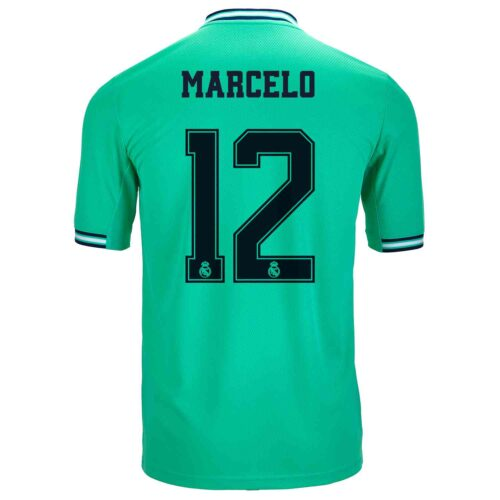 2019/20 Kids adidas Marcelo Real Madrid 3rd Jersey