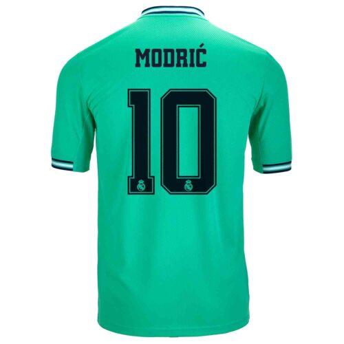 2019/20 Kids adidas Luka Modric Real Madrid 3rd Jersey