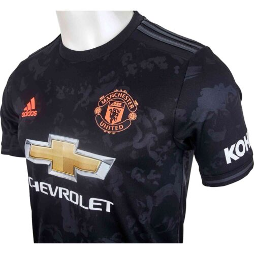 2019/20 Kids adidas Manchester United 3rd Jersey