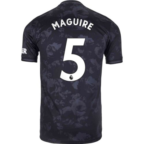 2019/20 Kids adidas Harry Maguire Manchester United 3rd Jersey