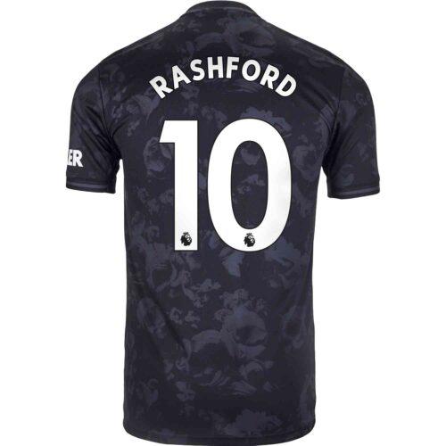 2019/20 Kids adidas Marcus Rashford Manchester United 3rd Jersey