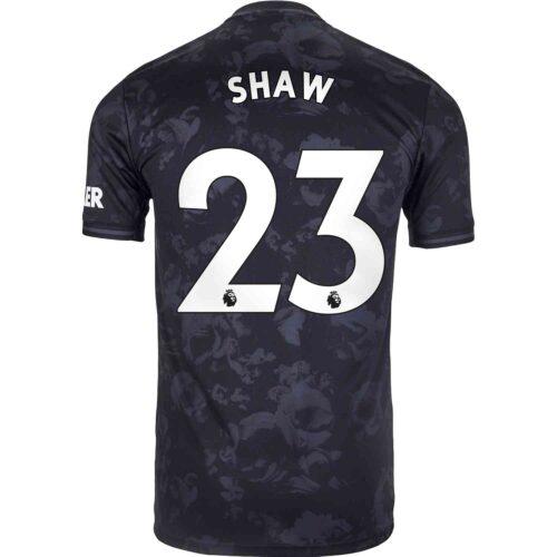 2019/20 Kids adidas Luke Shaw Manchester United 3rd Jersey