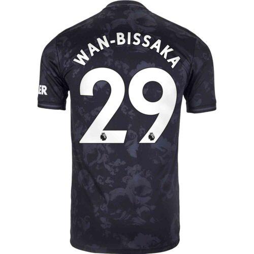 2019/20 Kids adidas Aaron Wan-Bissaka Manchester United 3rd Jersey