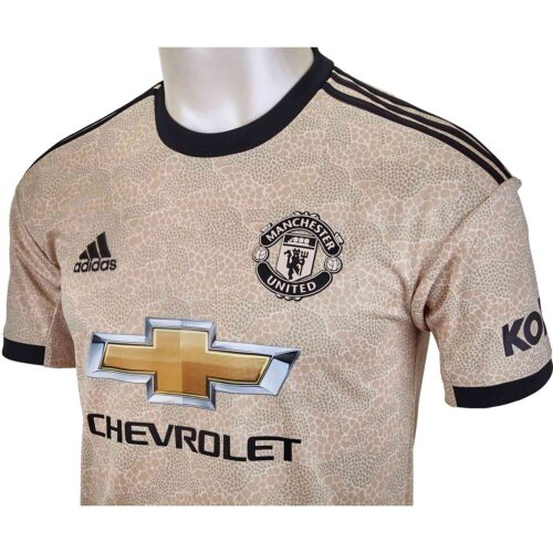 2019/20 Kids adidas Manchester United Away Jersey