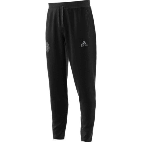 adidas Manchester United Retro Pants – Black