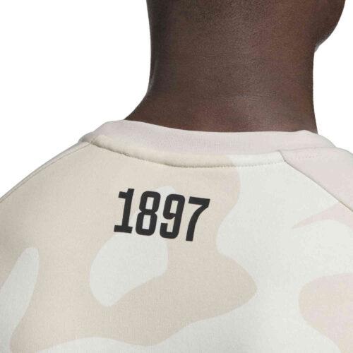 adidas Juventus Crew Sweatshirt – Camo Print