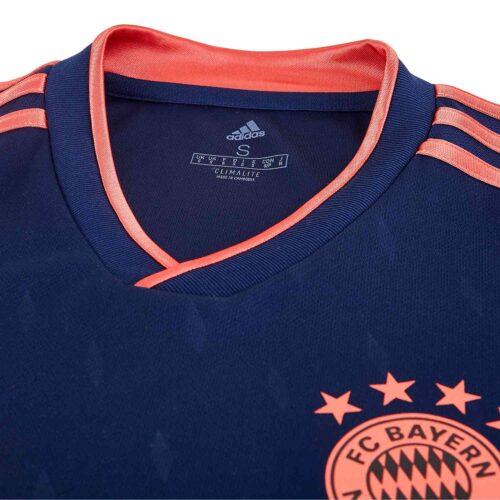 2019/20 Kids adidas Robert Lewandowski Bayern Munich 3rd Jersey