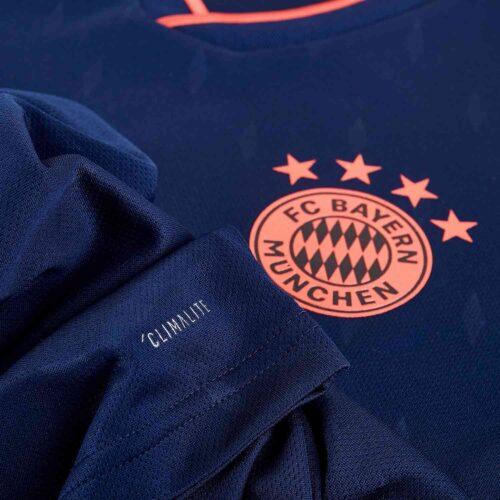 2019/20 Kids adidas Bayern Munich 3rd Jersey