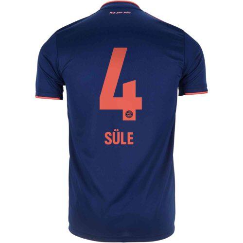 2019/20 Kids adidas Niklas Sule Bayern Munich 3rd Jersey