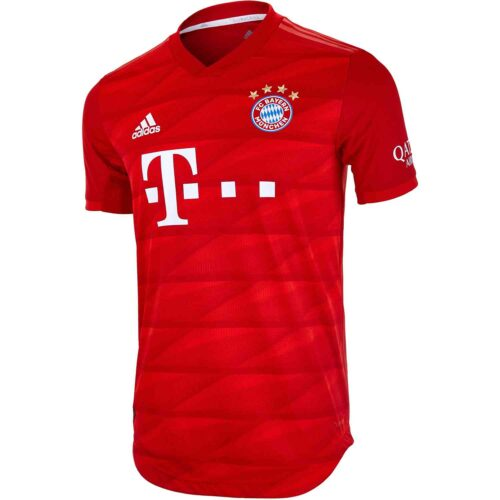 8a3309e8b 2019 20 adidas Bayern Munich Home Authentic Jersey