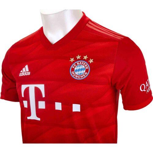 2019/20 adidas Bayern Munich Home Authentic Jersey