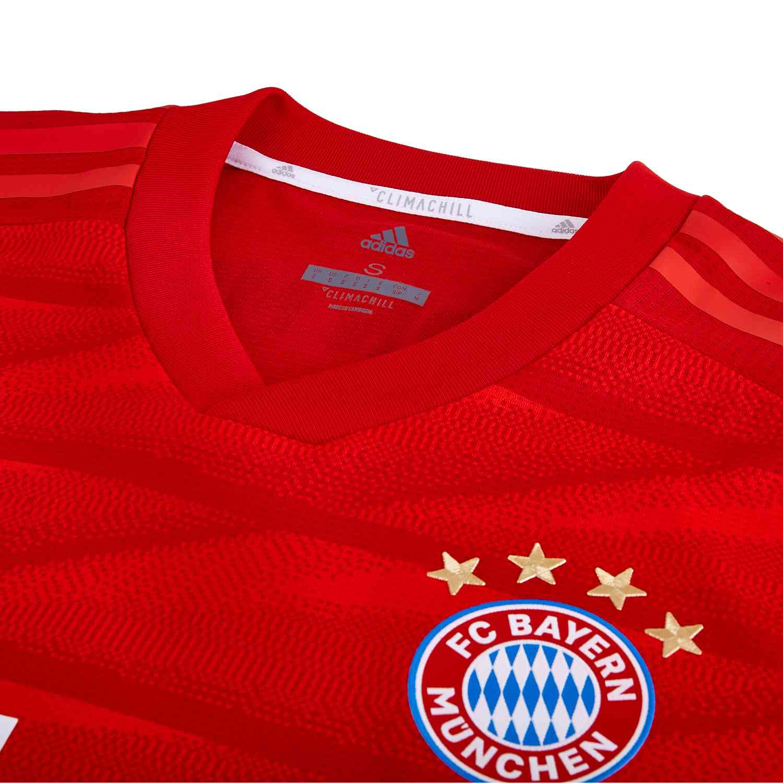 buy online 694f8 7a039 2019/20 adidas Mats Hummels Bayern Munich Home Authentic ...